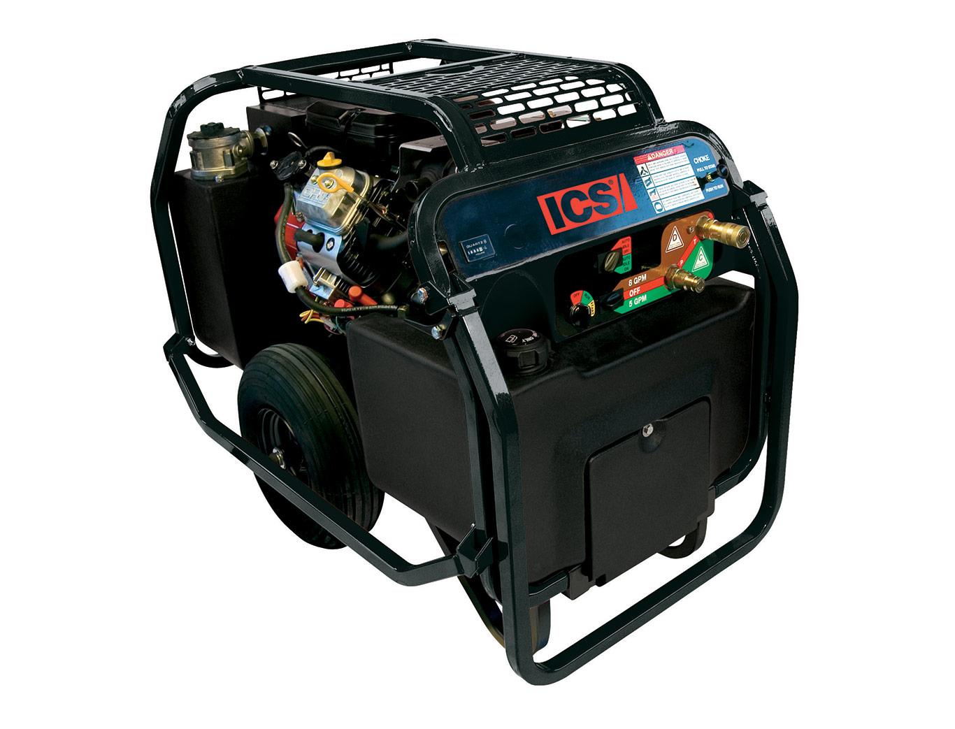 Groupe hydraulique moteur thermique AC18-TE