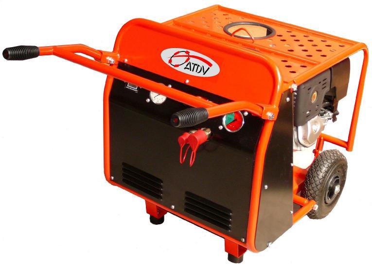 Groupe hydraulique moteur thermique AC9-TM